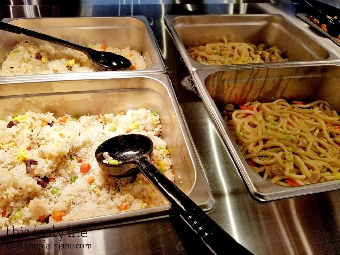 Hot Foods at Shabu Works - Mira Mesa - San Diego, CA