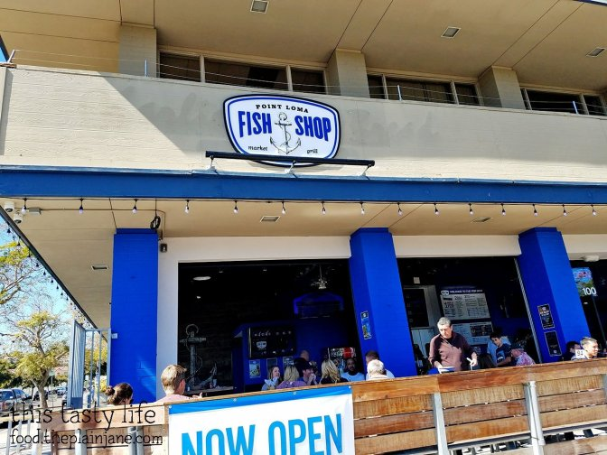 Point Loma Fish Shop - San Diego, CA