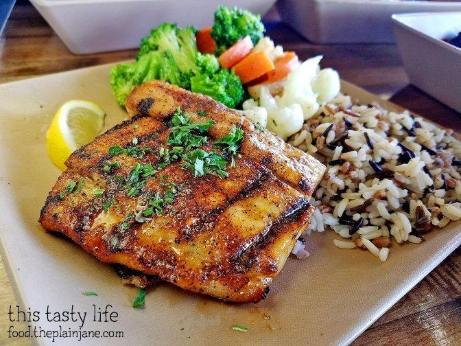 Sea Bass - Point Loma Fish Shop - San Diego, CA