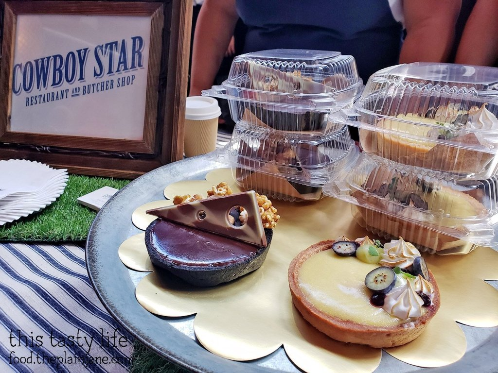 Tarts at Chef Driven Bake Sale - San Diego, CA