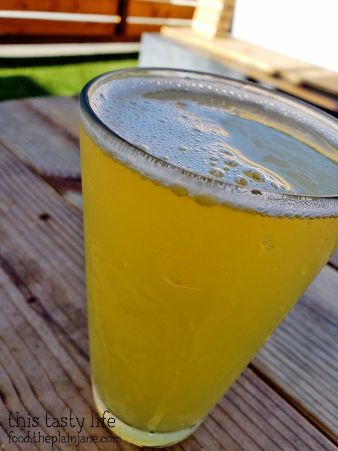 Pineapple Cider at Working Class - North Park - San Diego, CA
