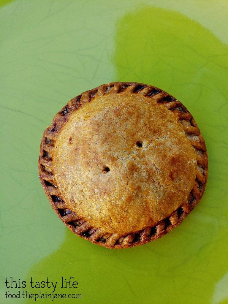Taro Hand Pie - Chef Driven Bake Sale - San Diego, CA