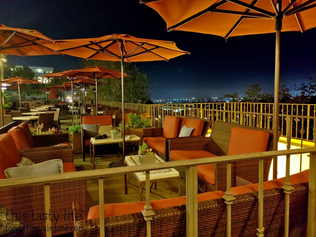 Outdoor Terrace at La Gran Terraza at USD - San Diego, CA