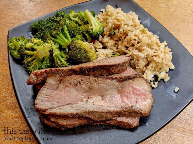 Tri Tip Dinner - Eat Clean Meal Prep