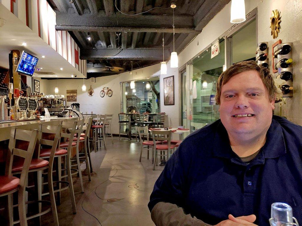 Interior at Soleluna Cafe - San Diego, CA