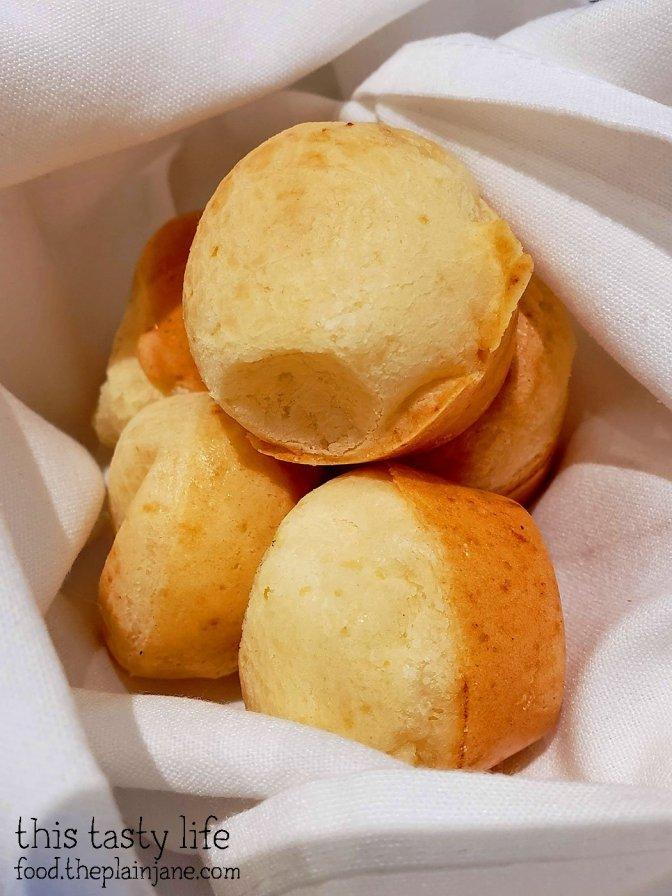 Brazilian Cheese Bread - Texas de Brazil