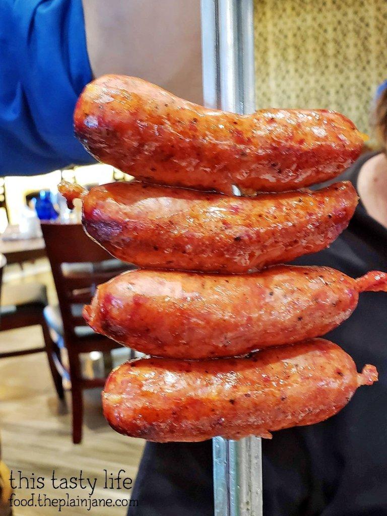 Brazilian Sausage - Texas de Brazil
