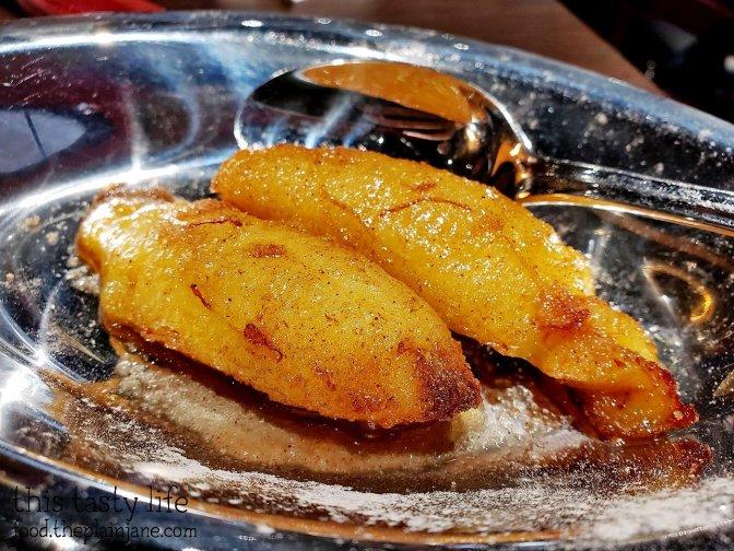 Fried Bananas - Texas de Brazil