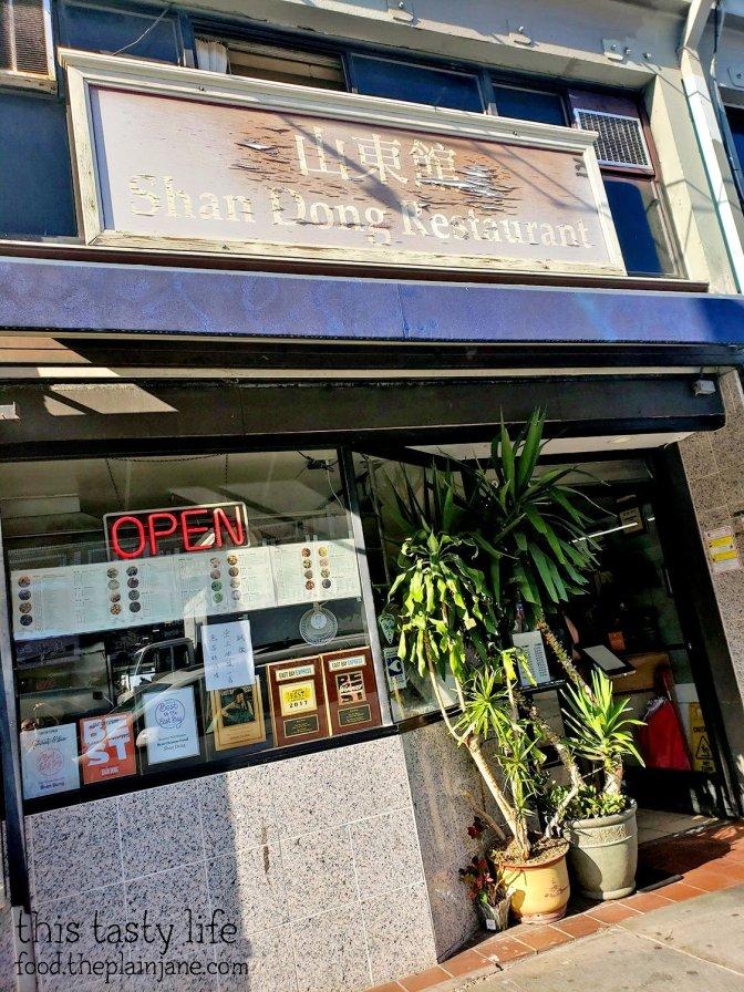 Shan Dong Restaurant - Oakland, CA