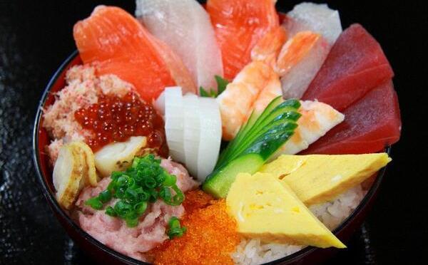 魚パワーで今日も美味しくダイエット!韓国風海鮮丼の作り方!