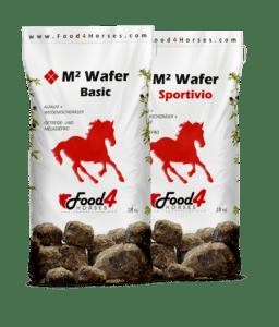 Food4HorsesFuttersackBasicSportivio