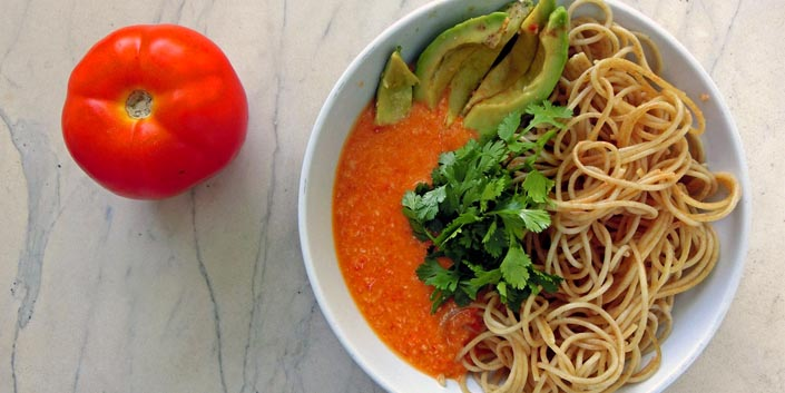 mandel-salsa