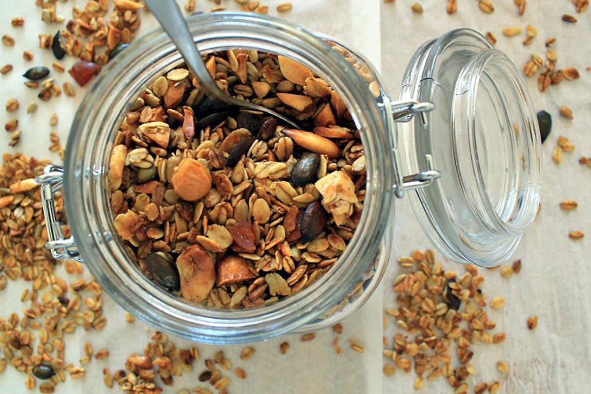 granola-selbermachen