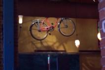 The blurry bike