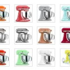 Kitchen Aid Colors Base Units For Sale Kitchenaid Artisan Ksm150 Standmixer Review Foodal