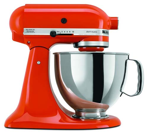 kitchen mixer small pantry cabinet the best stand mixers of 2018 a foodal buying guide kitchenaid ksm150ps 5 qt artisan series com