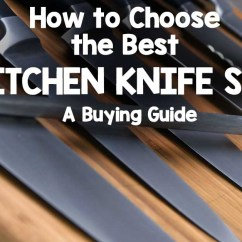 Good Kitchen Knives Flooring The Best Knife Sets Of 2019 A Foodal Buying Guide