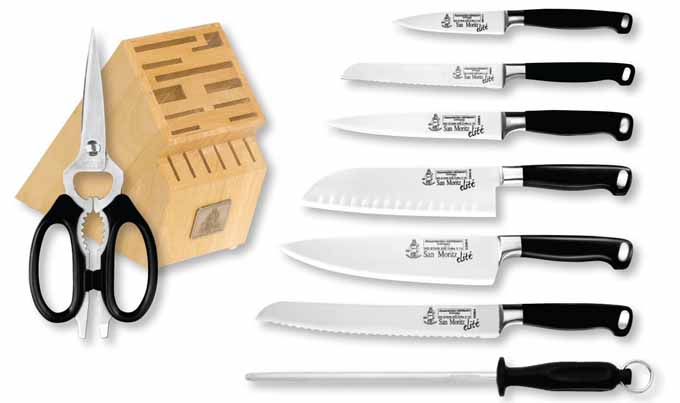 kitchen knives sets rv faucets the best knife of 2019 a foodal buying guide set reviews