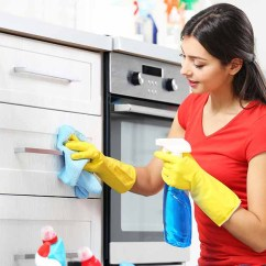Cleaning Kitchen Cabinets Homemade Ultimate Guide To Cupboards Foodal Your And