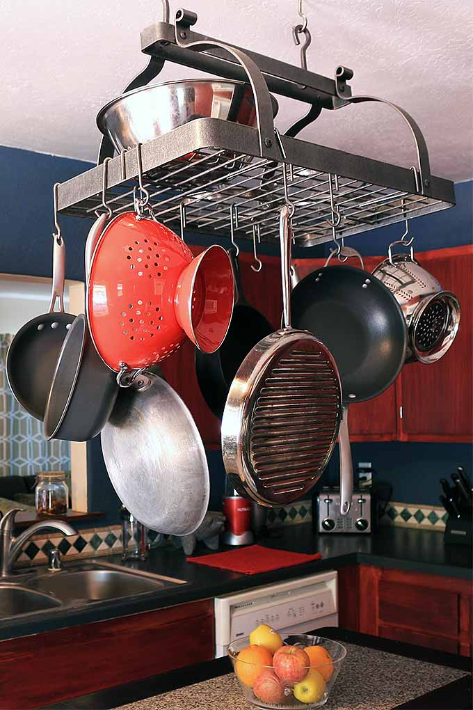 13 clever ideas to find kitchen space