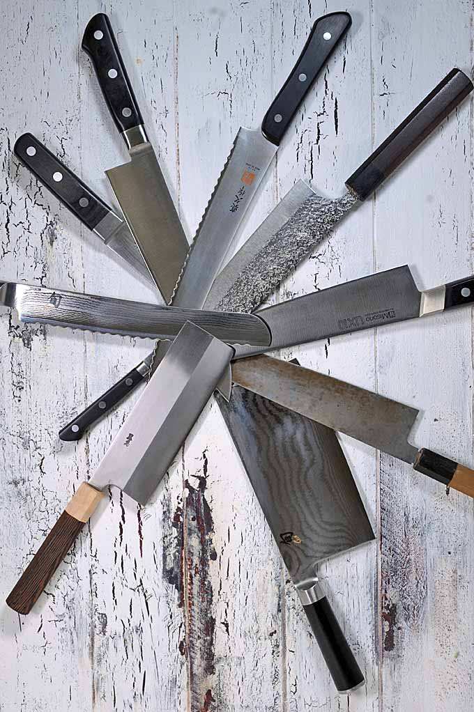 Best Kitchen Knives 2018