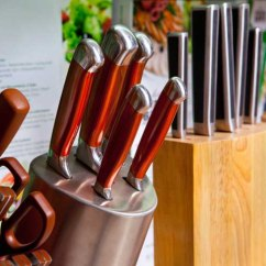 Kitchen Knife Storage Aid Attachments The Best Solutions For Your In 2019 Blocks Magnetic Strips And Drawer Docks Examined