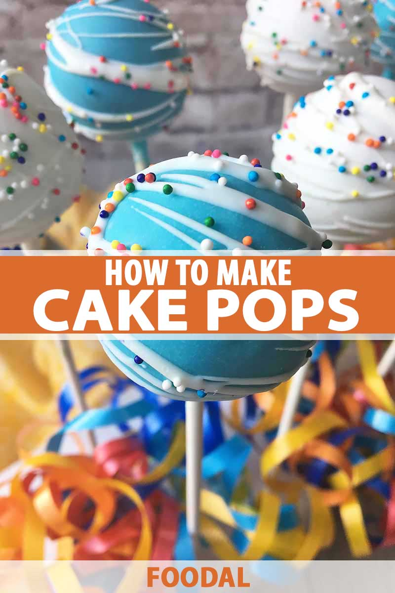 How To Make The Best Beautiful And Easy Cake Pops Foodal