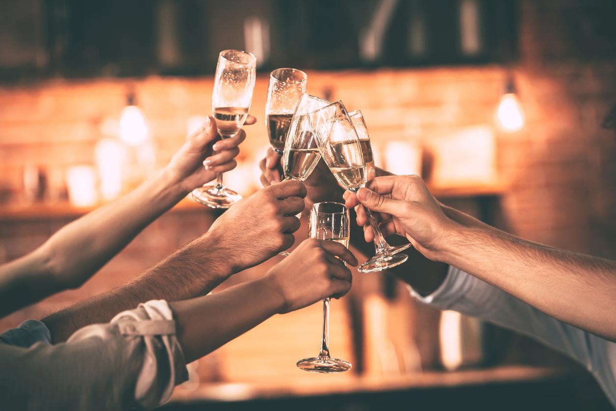 a toast to a