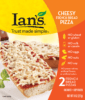 Cheesy French Bread Pizza Ian's