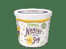 Organic Cultured Soy Plain Yogurt Nancy's