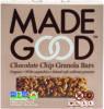 Chocolate Chip Granola Bars Made Good