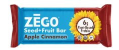 Zego Fruit & Seed Bar - Apple Cinnamon Zego
