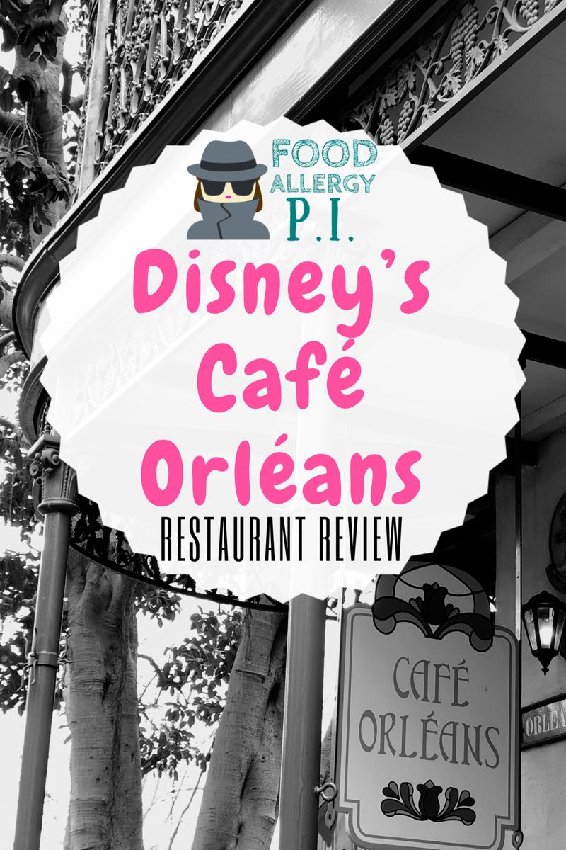 Disneys Café Orleans