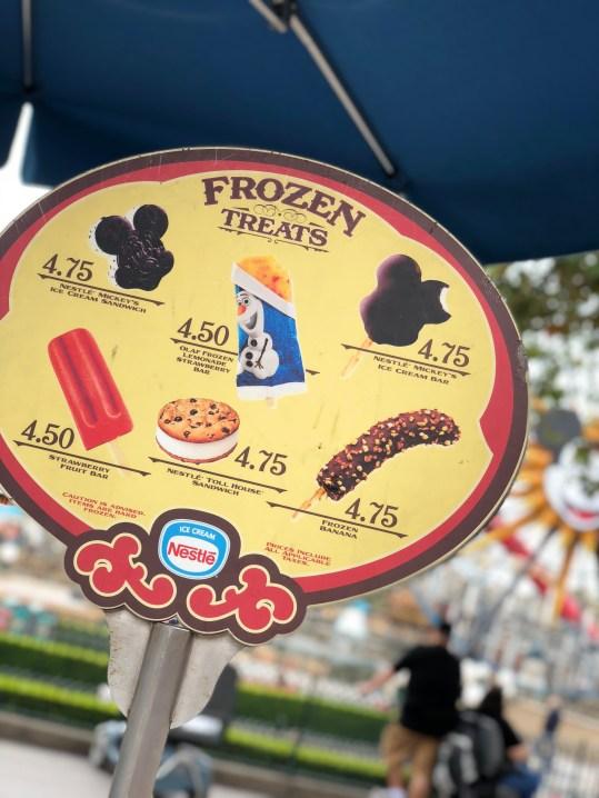 Food Allergy Friendly Disney