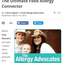 Food Allergy Friendly