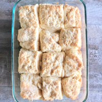 7-UP Biscuits 2 Ways x 2 Ways