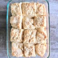 7-UP Biscuits 2 Ways x 2 Ways