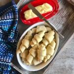 Gluten Free Crescent Rolls   Soy Free, Nut Free, Allergen Friendly