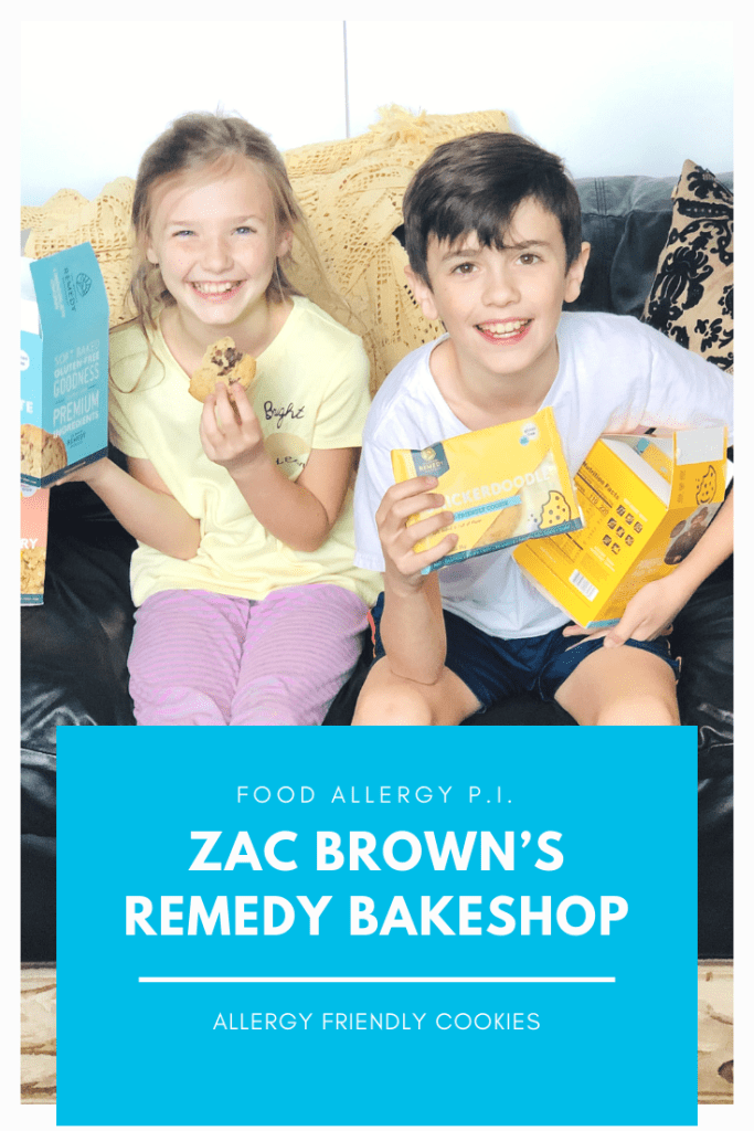 Zac Brown's Remedy Bakeshop Allergy Friendly Cookie #ad #gift