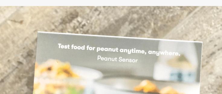 NIMA Peanut Sensor