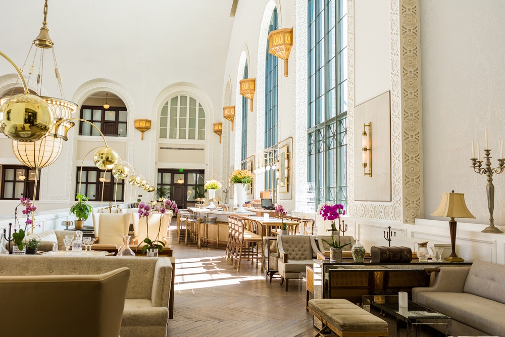 The Cooper Lounge in Denver Union Station