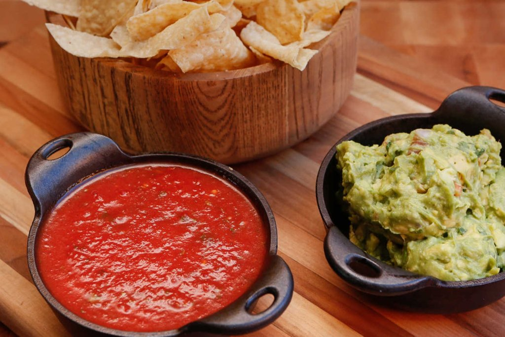 A living list of the Best Dishes I've Ever Eaten. In Denver, CO there is a Mexican restaurant called La Loma that serves the best bowl of chips, chunky and spicy red salsa, and housemade guacamole from La Loma Mexican restaurant in Denver, CO