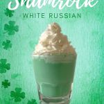 This decadent minty green White Russian is served in a rocks glass, and crafted using Absolut Vanilla Vodka, Kahlua Mint Mocha, heavy cream, Marie Brizard Crème de Menthe Green, and whipped cream topping.