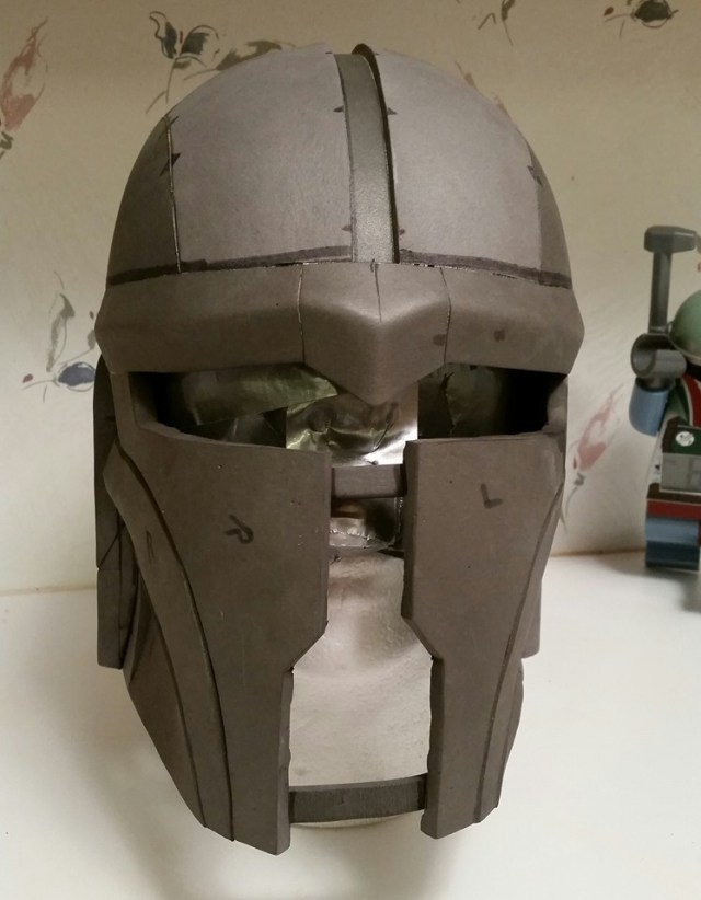 WIP from Bio Cosplay's Facebook page