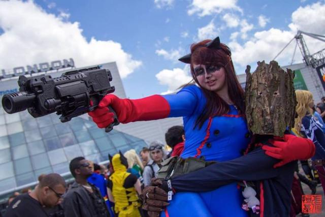 Photo taken by Eddie of Food and Cosplay