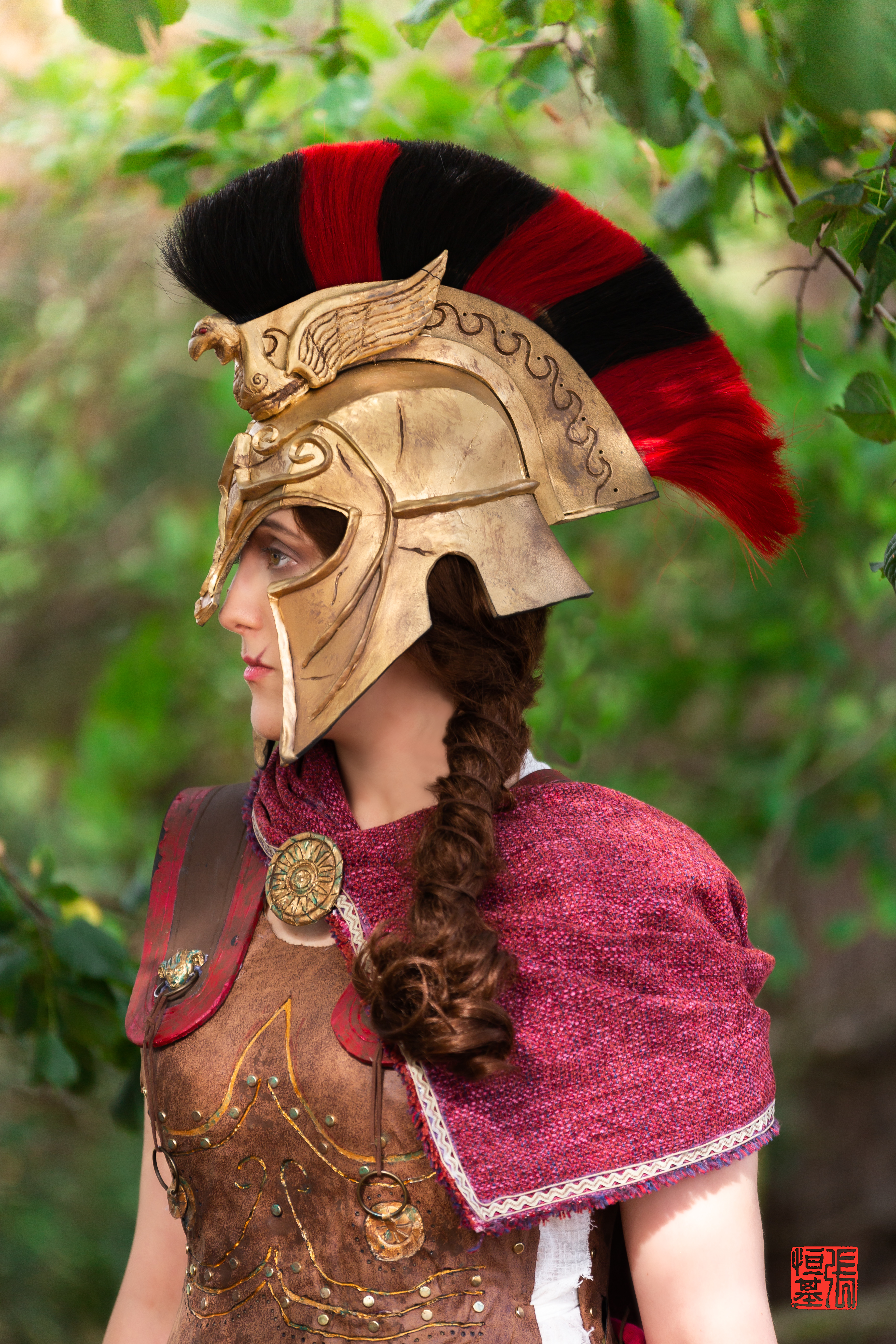 Kassandra / Assassin's Creed Odyssey by Amazonian Cosplay