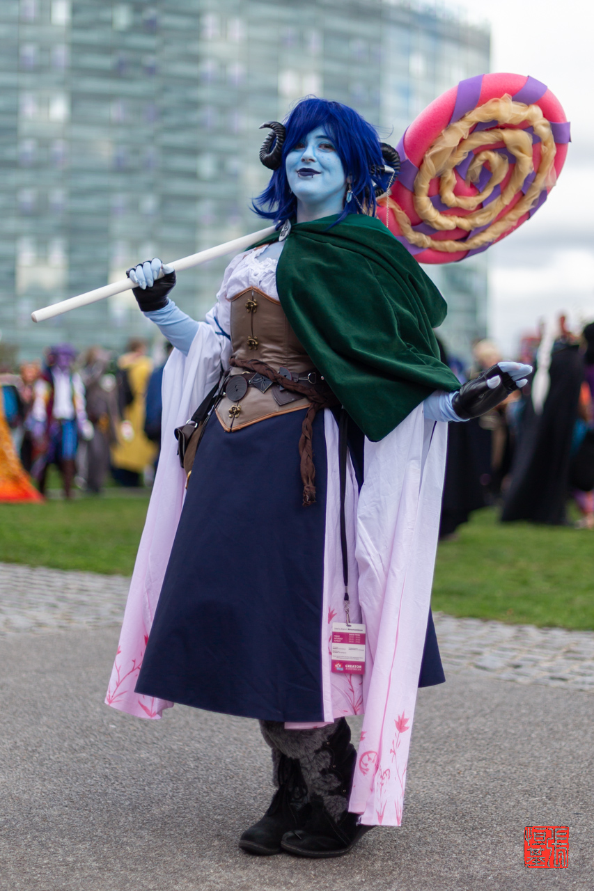 Jester Lavore / Critical Role by AskaLuna