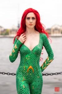 Mera / Aquaman by hannah_in.wonderland