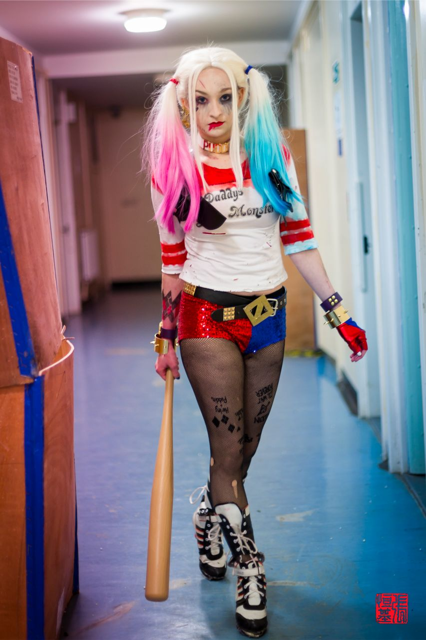 Suicide Squad Harley Quinn by Luminara Cosplay