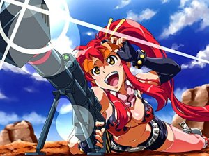 Cosplays We Like : Yoko Littner / Gurren Lagann